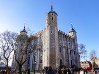 (女王陛下の宮殿にして要塞)ロンドン塔 The Tower of London