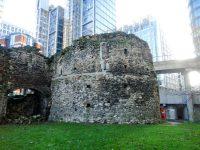 (ローマ人が建てた城壁)ロンドン・ウォール The London Wall