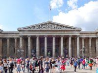 (大英帝国の栄光)大英博物館 The British Museum