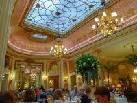 (高級ホテルでアフタヌーンティー)リッツ・ロンドン The Ritz London