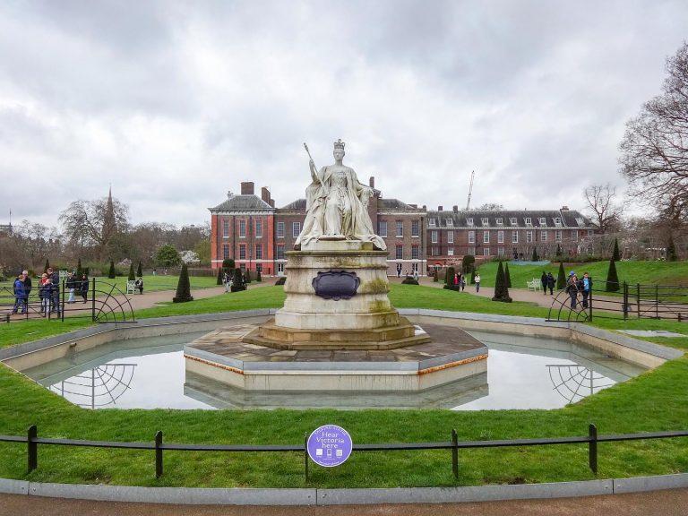 (ケンブリッジ公の住まい)ケンジントン宮殿 Kensington Palace