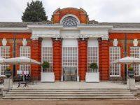 (アフタヌーンティーを楽しむ)ケンジントン宮殿オランジェリー Kensington Palace Orangery
