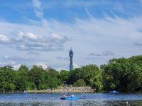 (自然豊かな)リージェンツ・パーク The Regent's Park