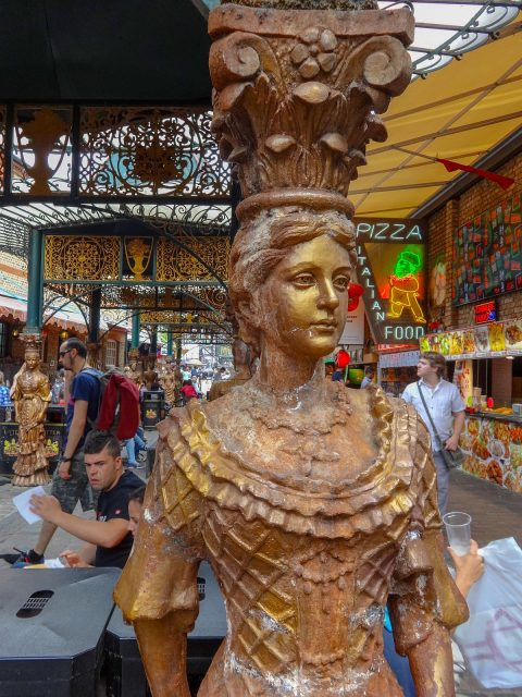 The Stables Market