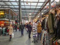 (貿易商のマーケット)スピタルフィールズ・マーケット Spitalfields Market