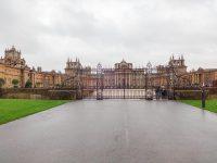 (大邸宅)ブレナム宮殿 Blenheim Palace
