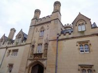 (天皇陛下が皇太子時代にご留学された伝統あるカレッジ)マートン・カレッジ Merton College