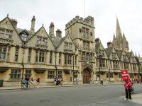 (世界最古のボート部を誇る)ブレーズノーズ・カレッジ Brasenose College
