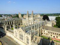 (百年戦争の犠牲者を記念する)オール・ソウルズ・カレッジ All Souls College