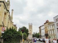 (メイ・モーニングの伝統をもつ)モードリン・カレッジ Magdalen College