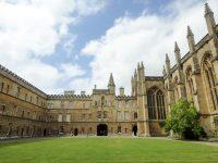(オックスフォード市壁を維持する)ニュー・カレッジ New College