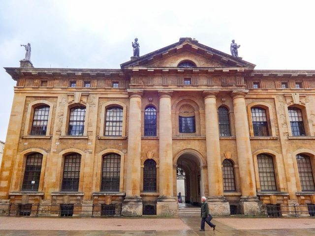 The Clarendon Building
