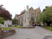 (イースト・サセックスの大聖堂と称されてきた)聖母マリア教会 St. Mary's Church