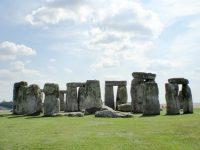 (先史時代の環状列石)ストーンヘンジ Stonehenge