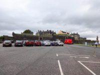 (スコットランド最大の城の一つ)スターリング城 Stirling Castle
