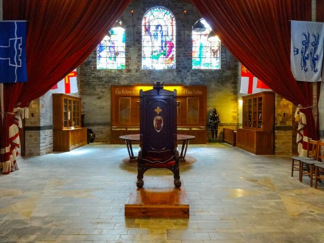 King Arthur's Hall