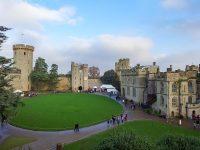 (マーリン・エンターテイメンツが運営する本物の城)ウォリック城 Warwick Castle