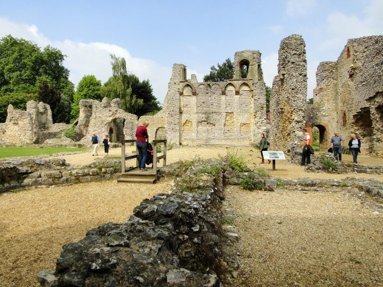 Wolvesey Castle