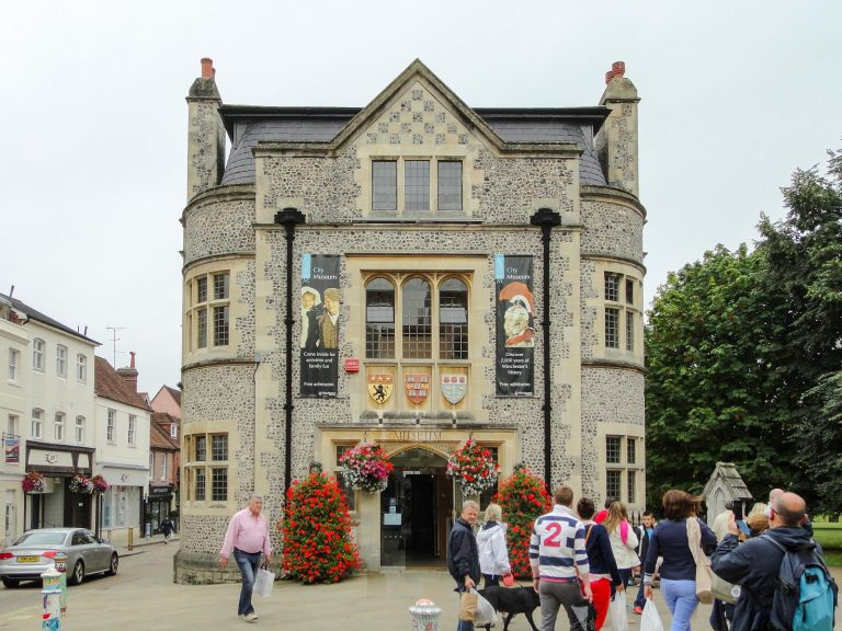 The Winchester City Museum