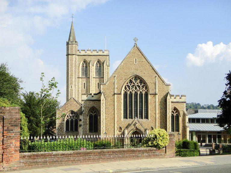 (カトリックの小さな教会)聖ペトロ教会 St. Peter's Church
