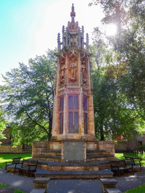 Boer War Memorial York