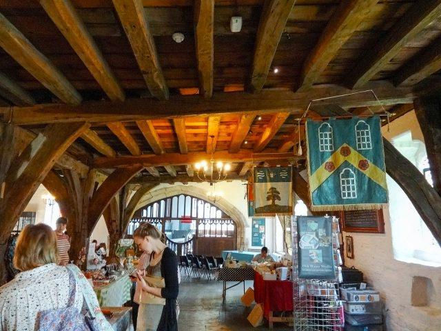 The Merchant Adventurers' Hall