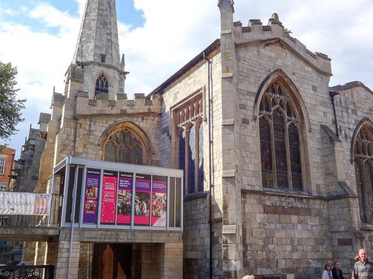 St. Mary's Church, Castlegate, York