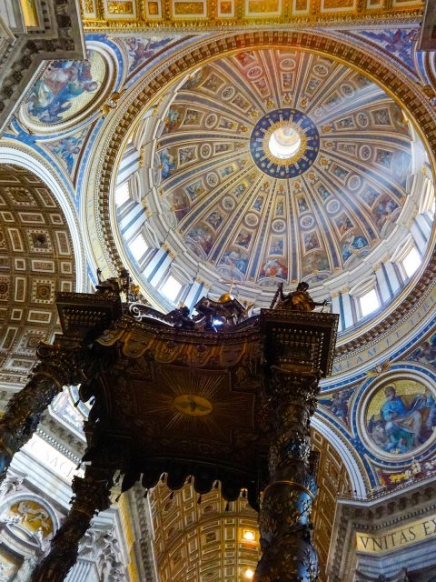 The Papal Basilica of St. Peter