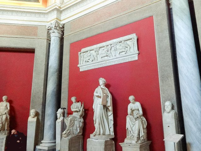 The Vatican Museums
