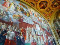 (教皇のコレクション)バチカン美術館 The Vatican Museums